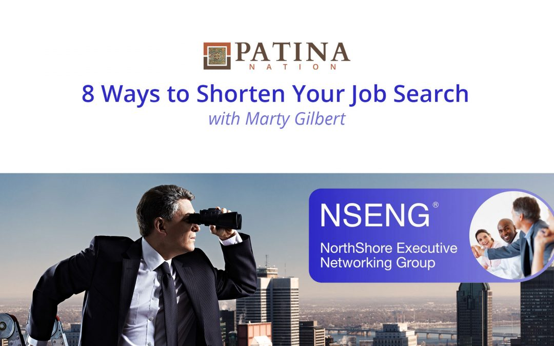 8 Ways to Shorten Your Job Search