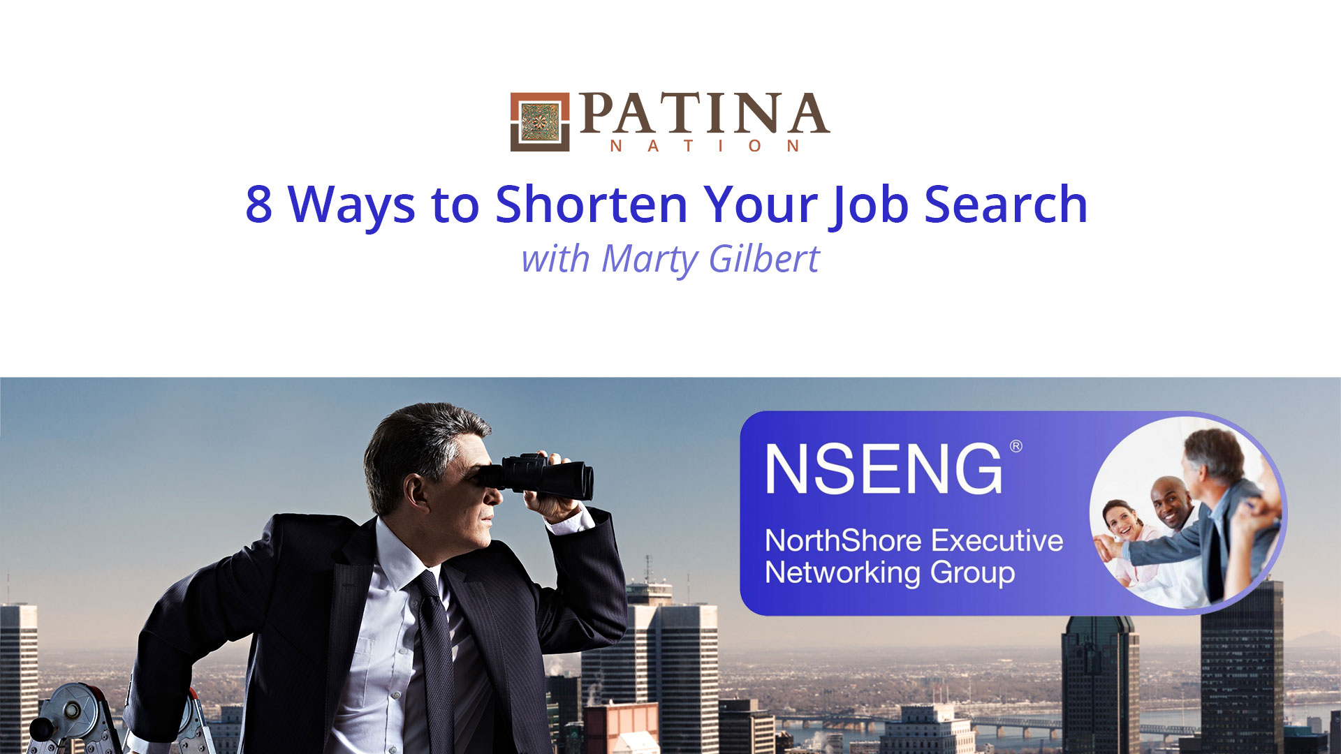 8 Ways To Shorten Your Job Search Patina Nation